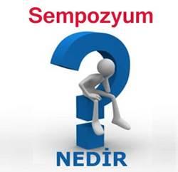 sempozyum-nedir