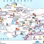Türkiye'de Çıkarılan Madenler Nelerdir? Türkiye'de Hangi Maden Nerede Çıkarılır? Türkiye Maden Haritası