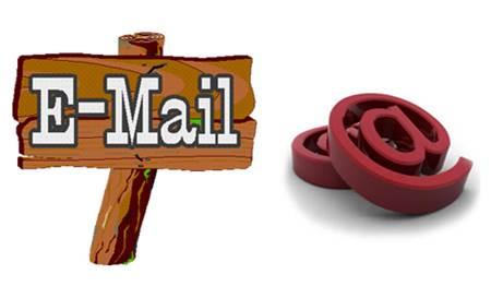 e-posta gelen kutusu