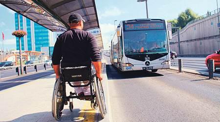 engellilerin sorunları