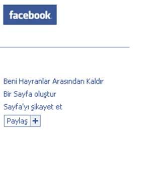 facebook hayranol