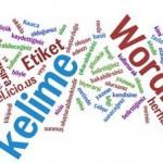 Kelime Nedir? Kelime Ne Demektir? Anlamı
