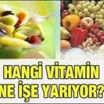 Vitamin Eksikliğinden Kaynaklanan Hastalıklar