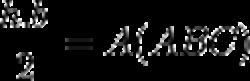 üçgen alanı-2