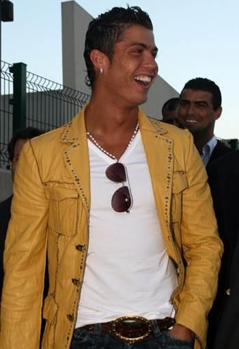 Cristiano Ronaldo özelHayatı