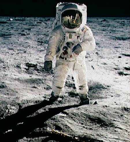 ay ve uzay insan
