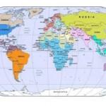 Yüzölçümlerine Göre Dünyanın En Küçük 10 Ülkesi