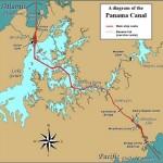 Panama Kanalı Nerede Bulunur? Hangi Kıtaları Birbirinden Ayırır? Panama Kanalının Özellikleri