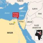 Süveyş Kanalı Nerede Bulunur? Hangi Kıtaları Birbirinden Ayırır? Süveyş Kanalının Özellikleri