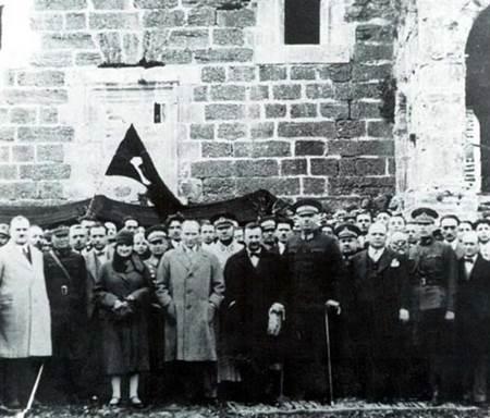 Atatürk Türk Dili ve Tiyatrosu