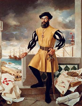 Ferdinand Magellan