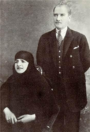 Latife Usakligil - Ataturk