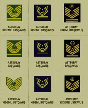 askeri rütbeler-6
