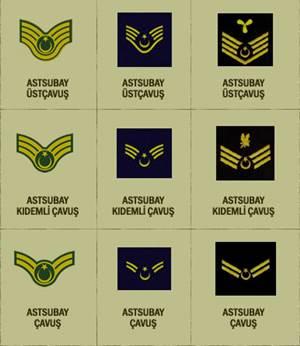 askeri rütbeler-7