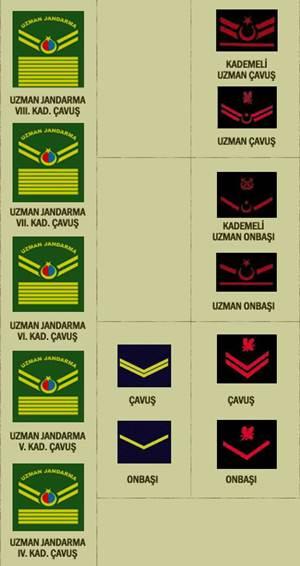 askeri rütbeler-8