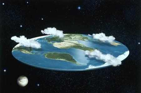 dünyanın şekli