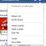 Facebook da İsim ve Soyisim (Ad ve Soyad) Değiştirme Nasıl Yapılır? Resimli Anlatım