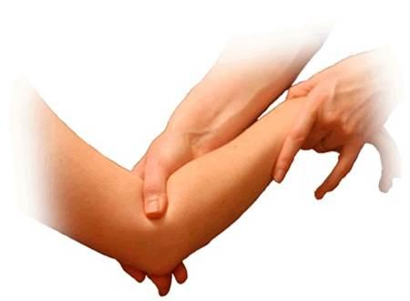sağ kol uyuşması