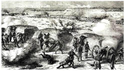 osmanlı rus savaşları - 1877-1878