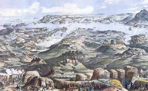 osmanlı rus savaşları - kırım savaşı