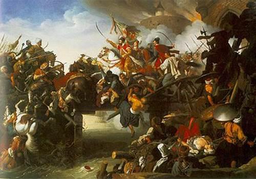osmanlı rus savaşları - prut savaşı