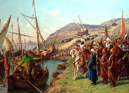 osmanlı yükselme dönemi-istanbulun fethi