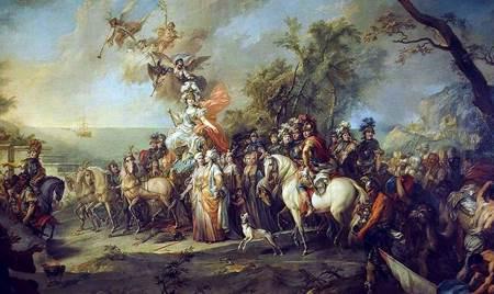 1768-1774 Osmanlı-Rus Savaşı-1
