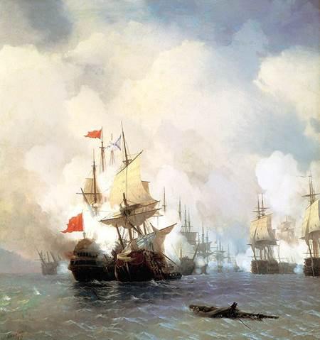 1768-1774 Osmanlı-Rus Savaşı-3