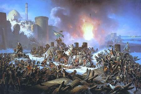 1787-1792 Osmanlı-Rus Savaşı-1