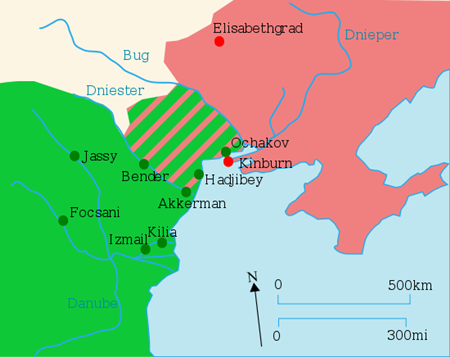 1787-1792 Osmanlı-Rus Savaşı-2