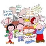 Çocuk Haklarını Belirten Slogan ve Tezahüratlar