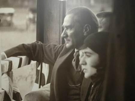 Fikriye Hanım Atatürk