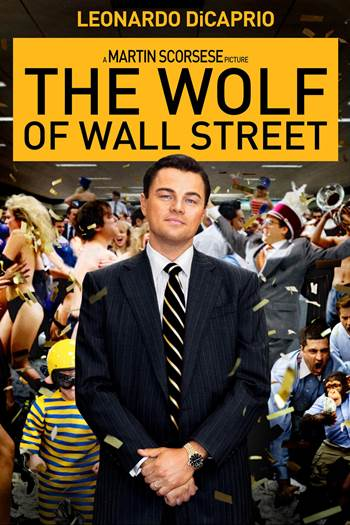 "Leonardo DiCaprio - ""The Wolf of Wall Street"""
