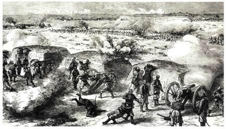 Osmanlı-Rus Savaşı