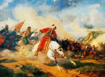osmanlı rus avusturya savaşı