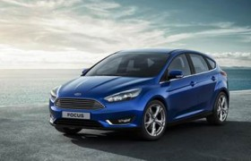 2014 Model Ford Focus Geliyor