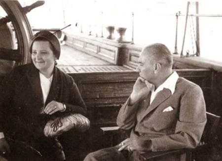 Afet İnan Atatürk