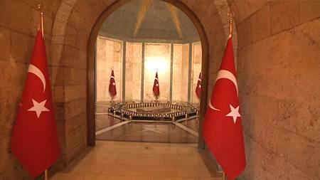 Anıtkabir - Atatürk'ün mezarı