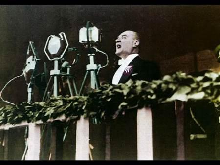 Atatürk Onuncu Yıl Nutku-1