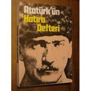 Atatürk hatıra defteri ve Şükrü Tezer