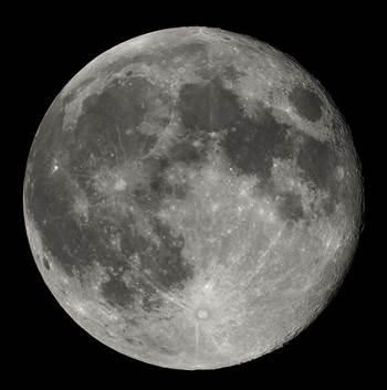 Dünyanın uydusu Ay