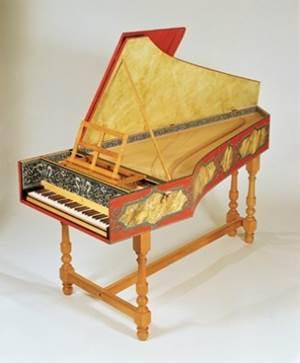 clavecin flamand