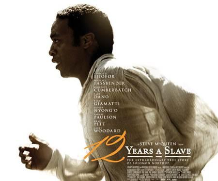 12 Years A Slave Oscar Ödülü