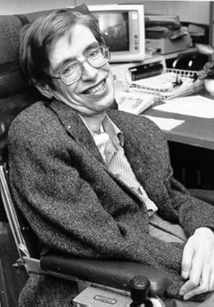 Ateist - Stephen Hawking