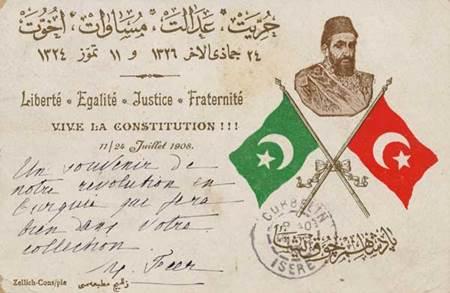 Birinci Meşrutiyet Kanun-i Esasi