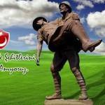 Çanakkale Şehitlerini Saygıyla Anıyoruz