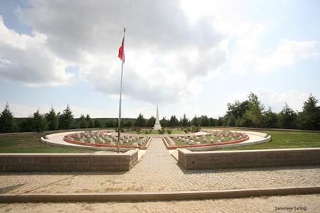 Canakkale Savaşı - Şahindere Şehitliği