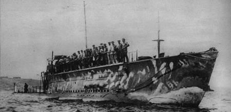 Canakkale Savaşı - Mariotte Savaş Gemisi