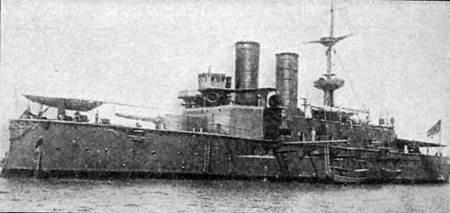 Canakkale Savaşı - Mesudiye Savaş Gemisi