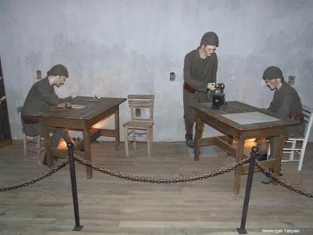 Canakkale Savaşı - Namazgah Tabyası-1